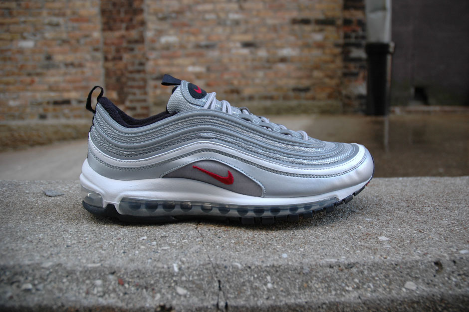 The Cheap Nike air max 97 silver bullet is back—but not for long India
